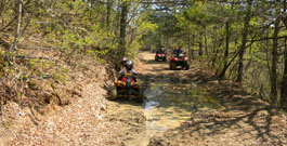 Dere Tepe Duzzz - ATV Safari - ATV Riding & Nature Tours - Kemaliye