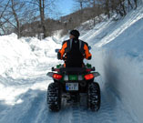 Dere Tepe Duzzz - ATV Safari - ATV Riding & Nature Tours - Kartepe