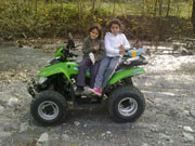 Dere Tepe Duzzz - ATV Safari - ATV Riding & Nature Tours - Akcay