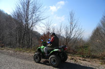 Dere Tepe Duzzz - ATV Safari - ATV Riding & Nature Tours - Pazarcayiri